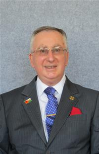 Councillor Keith Hayden